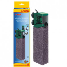 Sera Internal Filter F1200 6827, Filtru intern acvariu 30x5x9cm
