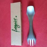 Tactical spoon fork knife (lingura,furculita si cutit)