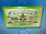 4292-Ed Lauerntis-Khedive fine long nr 17- Cutie tigarete veche anii 1920-30.