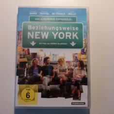 de fapt New York - dvd (doar germana)