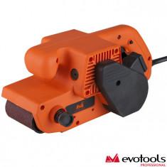 Masina de slefuit cu banda Evotools BS 800W
