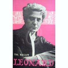 """Leonard """"Printul operetei"""""""