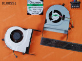 Cooler Laptop Asus G551 4 pini