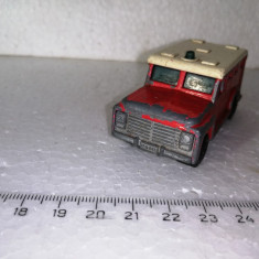bnk jc Matchbox Superfast No 69 Armored Truck