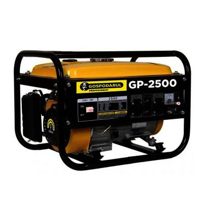 Generator electric pe benzina Gospodarul Profesionist, 2200 W, 15 l, 6.5 CP, 196 CC, motor 4 timpi foto