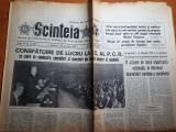 Scanteia 30 ianuarie 1983-articole despre ziua de nastere a lui ceausescu
