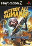 Joc PS2 Destroy all humans