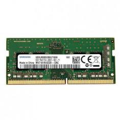 Memorie laptop SODIMM DDR4 8GB Samsung, 2666Mhz, CL19, garantie