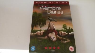 the vampire diaries -season 1 foto
