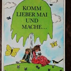 KOMM LIEBER MAI UND MACHE - ANNE GEELHAAR - GERTRUD ZUCKER