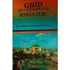 GHID DE CONVERSATIE ROMAN - TURC - Z . G . JANOM , Y . ARI