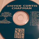 STEVEN CURTIS CHAPMANA - SIGNS OF LIFE -   CD