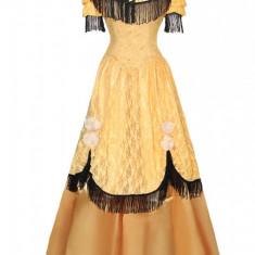 R213 Costum tematic de epoca model Deluxe Renaissance, S/M