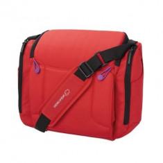 Geanta 2 in 1 Original Bag Bebe Confort origami red