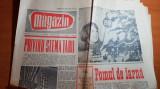 magazin 1 ianuarie 1961-numar de anul nou,iolanda balas,rafinaria onesti
