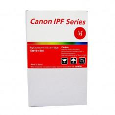 Cartus cerneala compatibil cu Canon PFI - 102 magenta, Dye