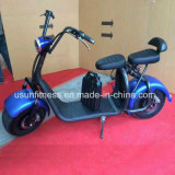 Scuter electric Harley NOU cu baterie detaşabilă sub şa, albastru deschis, Harley Davidson