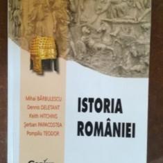 Istoria Romaniei- Mihai Barbulescu, Dennis Deletant