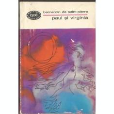 Paul Si Virginia - Bernardin De Saint-Pierre