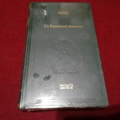 EMILE ZOLA - LA PARADISUL FEMEILOR  COLECTIA ADEVARUL IN TIPLA