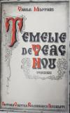 TEMELIE DE VEAC NOU. - VERSURI de VASILE MILITARU 1938