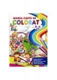 Marea carte de colorat (5-6 ani)