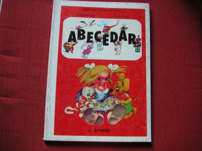 Abecedar - 1998 (ilustratii de Doina Micu) foto