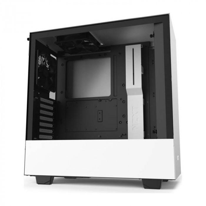 Carcasa NZXT H510 Matte White