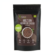 Miez din Boabe de Cacao Bio Niavis 125gr Cod: nia651