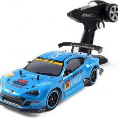 Masinuta cu Telecomanda iUni A757, High Speed Racing, 1:10, 40km/h, Albastru