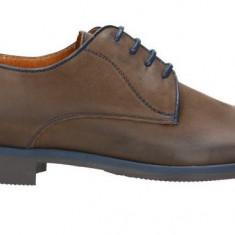 Pantofi barbati din piele cu siret Gino Rossi 4057