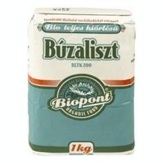 Faina de Grau Integrala Bio Biopont PV 1kg Cod: 5998858704094