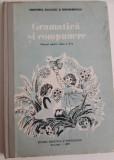 manual vechi GRAMATICA SI COMPUNERE clasa a III-a 1987