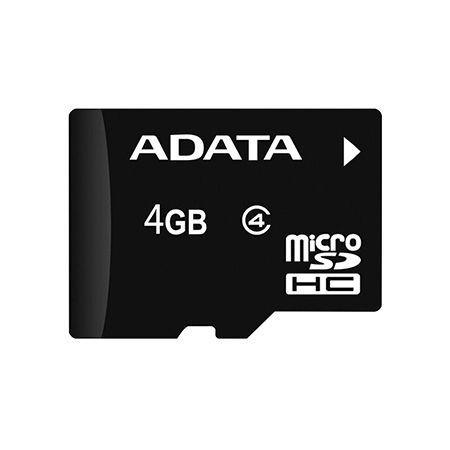 MICRO SD CARD 4GB FARA ADAPTOR ADATA Util ProCasa