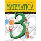 Manual matematica Clasa 3 - Stefan Pacearca, Mariana Mogos
