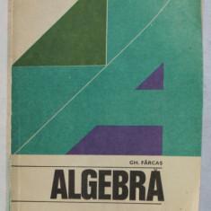 ALGEBRA de GH. FARCAS , 1979