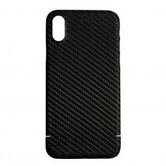 Husa de Carbon NEVOX pentru Apple iPhone X Black