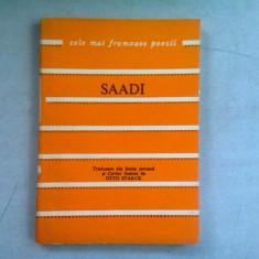 BUSTAN (LIVADA) - SAADI