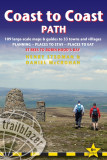 Coast to Coast Path: St Bees to Robin Hood's Bay - Includes 109 Large-Scale Walking Maps & Guides to 33 Towns and Villages - Planning, Plac