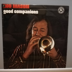Rod Mason – Good Companions (1977/Phonoco/RFG) - Vinil/Jazz/Impecabil (NM+)