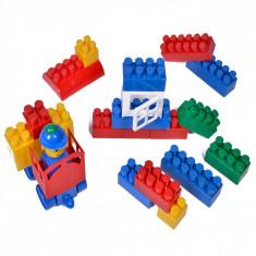 Cuburi Lego, Actual Investing, 133 piese, multicolor