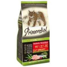 Primordial GF Cat Urinary Curcan & hering 2 kg