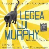 CD Arthur Bloch În Lectura Lui Ion Caramitru – Legea Lui Murphy , original