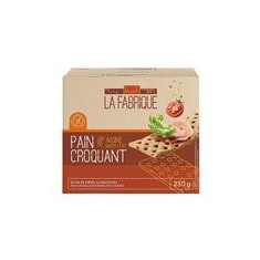 Paine Crocanta cu Ovaz 230gr La Fabrique Cod: LF0785