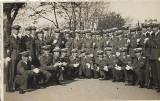 Fotografie militari romani 1932 poza veche