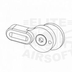 Selector tir CNC M4 B (S) Red [RetroArms]