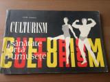 culturism programe sanatate forta frumusete lazar baroga editura stadion 1970