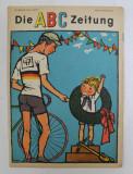 DIE ABC ZEITUNG , HEFT 4 , JAHRGANG 1962
