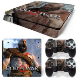 Skin / Sticker GOD OF WAR Playstation 4 PS4 SLIM