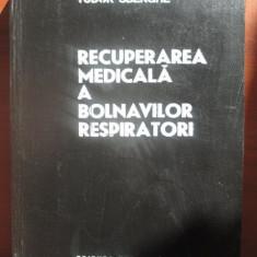 Recuperarea medicala a bolnavilor respiratori-Tudor Sbenghe